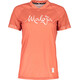 Maloja SuvrettaM. Multi Short Sleeve Jersey Women maple leaf